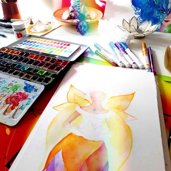 Pintura Elemental